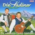 Die schönsten Volkslieder aus von die Ladiner (2005)