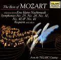 Best Of Mozart von Mackerras,Shaw (1990)