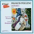 Melodies-Lieder von P.-Y. Pruvot,Ch. Bouisset (2001)
