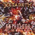 Anthology: Set The World Afire von Megadeth (2008)