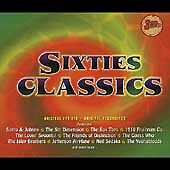 Sixties-Classics-BMG-CD-Jan-2001-BMG-Special-Products-Brand-New