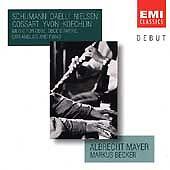 Schumann-Daelli-Nielsen-Music-for-oboe-d-039-amore-cor-anglais-amp-piano-CD-LN