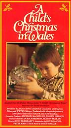 A Childs Christmas In Wales.A Childs Christmas In Wales Vhs