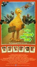 Sesame Street Follow That Bird Vhs For Sale Online Ebay