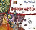 Kunst-Malbuch Hundertwasser von Doris Kutschbach (2008, Taschenbuch)