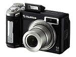 Fujifilm FinePix E900 9.2 MP Digital Camera - Black