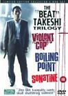 The Beat Takeshi Trilogy (DVD, 2002, 3-Disc Set)