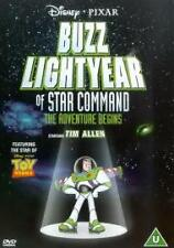 Buzz Lightyear of Star Command DVDs 2001 DVD Edition Year