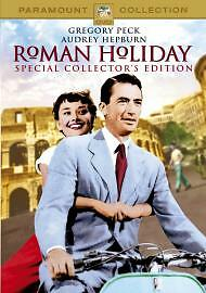 Roman-Holiday-Special-Collector-039-s-Edition-DVD-1953-Very-Good-DVD-Paola-B