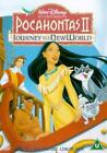 Pocahontas 2 -Journey To A New World (DVD, 2001)