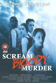 Scream Bloody Murder (DVD, 2000)