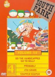 South Park Vol.14 (DVD, 2001)