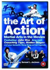 The-Art-Of-Action-DVD-Keith-Clarken