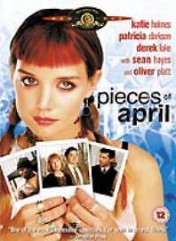 Very Good, Pieces of April [DVD], , Book