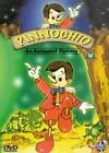 Pinocchio - An Animated Fantasy (DVD, 2003)