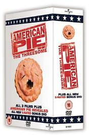 American Pie  The Wedding DVD 2004 Box Set - <span itemprop=availableAtOrFrom>Wickford, United Kingdom</span> - American Pie  The Wedding DVD 2004 Box Set - Wickford, United Kingdom