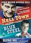 Hell Town / Blue Steel (DVD, 2004)