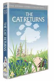 The Cat Returns (DVD, 2005)