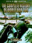 The Complete History Of World War Two - Vols. 1 To 3 (DVD, 2004, 3-Disc Set, Box Set)