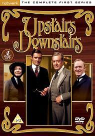 UPSTAIRS-DOWNSTAIRS-SERIES-ONE-4-x-DVD-Set-1970s-TV-Series