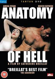 Anatomy Of Hell (DVD, 2005) NEW AND SEALED RARE UK ISSUE REGION 2