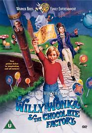 Willy Wonka and the Chocolate Factory DVD 2005 Gene Wilder - Liverpool, Merseyside, United Kingdom - Willy Wonka and the Chocolate Factory DVD 2005 Gene Wilder - Liverpool, Merseyside, United Kingdom