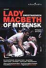 Dmitri Shostakovich - Lady Macbeth Of Mtsensk (DVD, 2006)