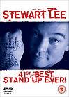 Stewart Lee - 41st Best Stand-Up Ever (DVD, 2008)