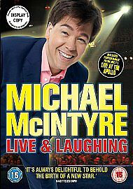 Michael-McIntyre-Live-amp-Laughing-DVD-2008-Acceptable-DVD
