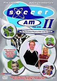 Soccer-AM-2-DVD-2005-New-Sealed