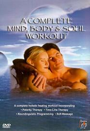 A Complete Mind, Body And Soul Workout [DVD]  (New & Sealed)