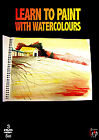 Learn To Paint With Watercolours (DVD, 2007, 3-Disc Set)