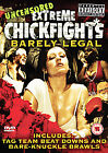 Extreme Chick Fights - Barely Legal (DVD, 2007)