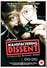 Manufacturing Dissent - Uncovering Michael Moore (DVD, 2007)
