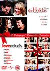 The Holiday/Love Actually (DVD, 2007, 2-Disc Set, Box Set)