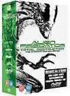 Alien/Predator - Total Destruction Collection (DVD, 2008, 8-Disc Set, Box Set)