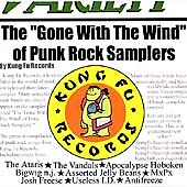 Various-Artists-Kung-Fu-Records-Sampler-Vol-2-the-Gone-With-the-Wind-of-Punk