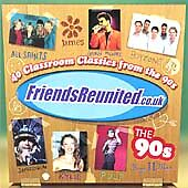 Various Artists - Friends Reunited - The 90's    (2003)