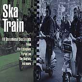 Ska Compilation Music CDs