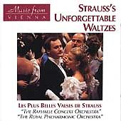 Les Plus Belles Valses De Strauss CD (1999) Incredible Value and Free Shipping!