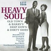 Heavy Soul: Old Town & Barry's Deep Down & Dirty Sides (CDKEND 253)