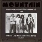 Mountain - Official Bootleg Series, Vol. 7 (Woodstock/New Cannan H.S. 1969/Live Recording, 2011)