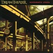 Dream Theater - Systematic Chaos (2007)  CD  NEW/SEALED  SPEEDYPOST