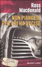 Libri e riviste di narrativa misti, tema thriller in italiano