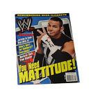 WWE Magazine Illustrated Magazine Back Issues