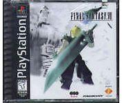 Jeux vidéo Final Fantasy pour Sony PlayStation 1 PAL