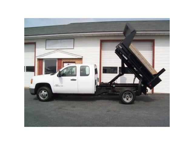 K3500 hd diesel 6 6l abs 4 wheel am fm stereo pine for Pine tree motors ephrata pa