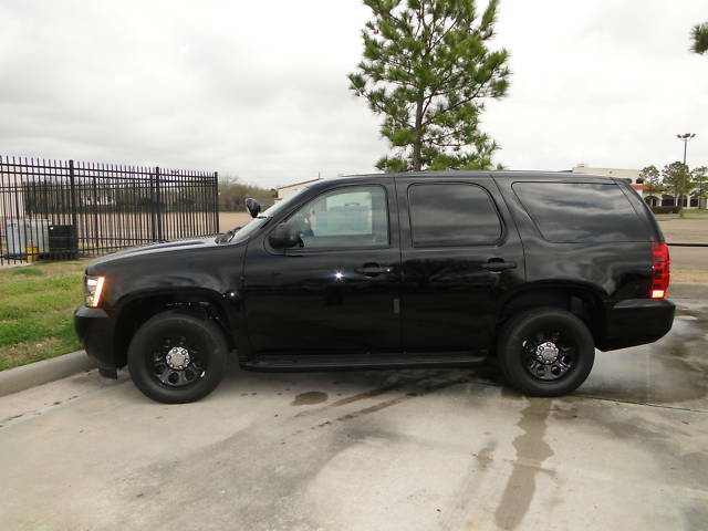 chevrolet tahoe police package kit for sale autos weblog. Black Bedroom Furniture Sets. Home Design Ideas