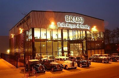 Auto Garage Hillegom : Brabo rolls parts b v in hillegom independent dealer rolls