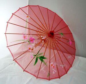 Small-Chinese-Silk-Floral-Parasol-Geisha-Umbrella
